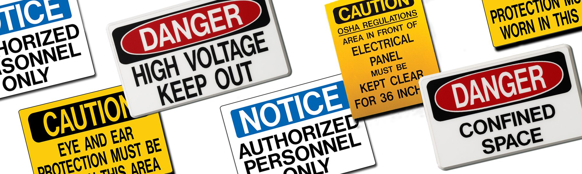 Operational And Safety Signs Marking Services Australia