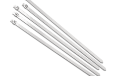 Pre-Cut Stainless Steel Straps from Marking Services
