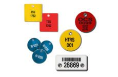 MS-215 Valve Tags from Marking Services Australia