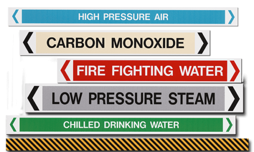 MS-900AS Self-Adhesive Markers from Marking Services Australia
